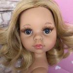 Клаудия полячка, платиновая блондинка(тёплый) с серо-голубыми глазами от Паола Рейна(Paola Reinа
