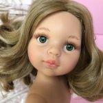 Карла полячка, блондинка с зелёными глазами от Паола Рейна(Paola Reinа)