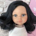 Карина с чёрными волосами, серыми глазами от Паола Рейна(Paola Reina)