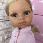 Клаудия наездница, блондинка с серыми глазами от Паола Рейна(Paola Reina)