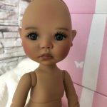 Саффи (Saffi), Пельмешка (Dumplings) от Meadow dolls шоколад