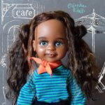 Шантель ООАК куколки от Paola Reina