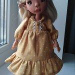 Платье. Новая цена 600 рублей.