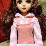 Шарнирная кукла,60 см.,снижение цены до 2000