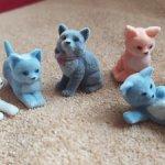 Няшные мини котята