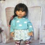 Малышка Кимико.