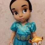 Жасмин Disney Animator's, Дисней, 2017 год, новая кукла