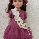 Комплект одежды на куклу Паола Рейна(Paola Reina)