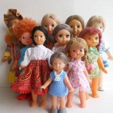 Как я делаю парички своим куклам