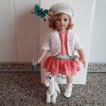 Малышка Carlie от Heidi Plusczok, 2008 год выпуска! Полный комплект. Замена глаз.