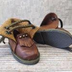Ботинки на 1/4 minifee
