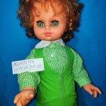 Bambola SEBINO. Vintage doll. ITALY.