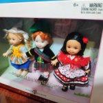 Mattel Barbie KELLY Dolls