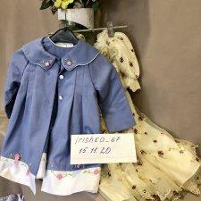 Одежда для больших кукол