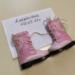 Обувь для бжд стопа 5,5-6 см