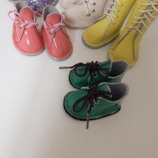 Кожаные ботиночки для любимых кукол Паола Рейна