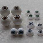 Лот кукольных глаз - цена с доставкой