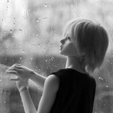 Когда за окном дождь
