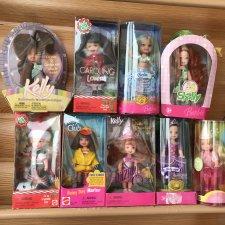 Келли, Kelly , винтажные куколки из личной коллекции