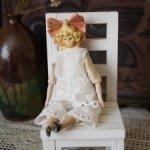 Маленькая куколка China doll