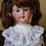 Антикварная кукла Арманд Марсель (Armand Marseille, A 2 M / Germany)