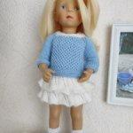 Продам куколку Petitcollin Minouche Mila (Петитколин Минуш Мила)