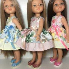 Платья для Paola Reina.