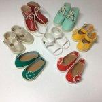 Разная обувь для Paola Reina.Кожзам.