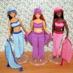 Восточные костюмы для Барби