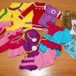 Распродажа одежды для Барби