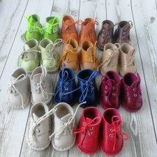 Обувь для Паола Рейна, Ники Бритт- ботиночки.