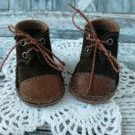 Ботиночки для Вихтеля.