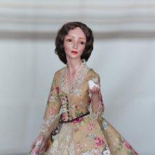 Авторская кукла Амина