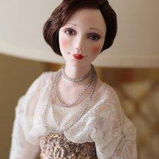 Авторская кукла Вероника