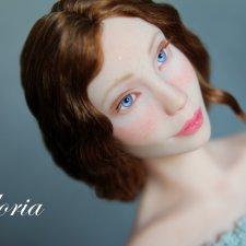 Авторская кукла Глория