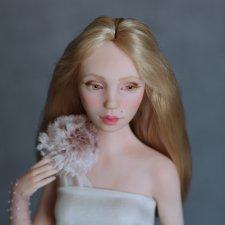 Авторская кукла Гвен