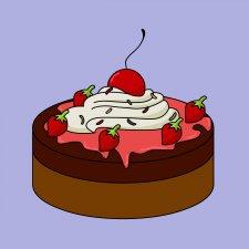 А не испечь ли нам тортик? Малявки моей коллекции