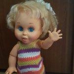 Синтия Galoob baby face