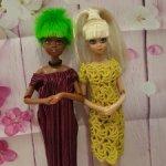 Куколка lollipops от Fashion dolls Jan McLean, Джэйн Маклин