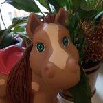 Конь от CPK для ваших любимок))