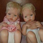 Близняшки-двойняшки обаяшки ;)Цена за двоих!