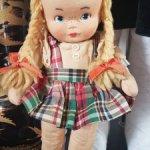 Тряпичная куколка.