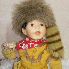 Помогите опознать возраст куклы