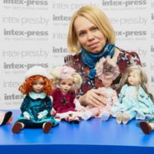 Как жительница Барановичей за четыре года создала более 200 уникальных кукол