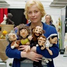 Еврейские куклы Валерии Гайшун