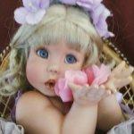 Виолетта от Синди Рольф