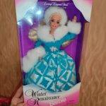 Barbie Winter Renaissance