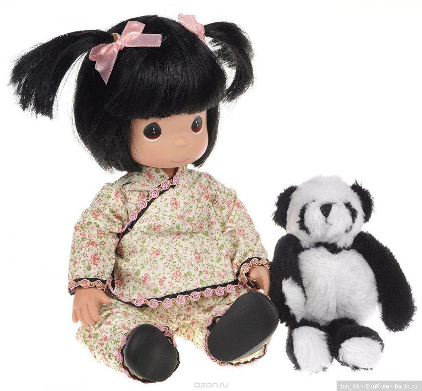 Precious Moments Кукла Мир и гармония