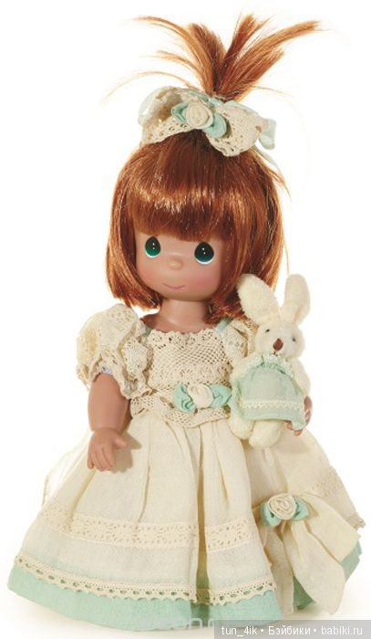 Precious Moments Кукла Рэйли Сердечные пожелания рыжая