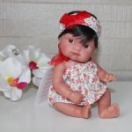 Куколка Mufly Пепита 21 см от испанского производителя Antonio Juan